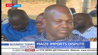 Maize import move sparks debate as Government plans to import 12.5M maize bags