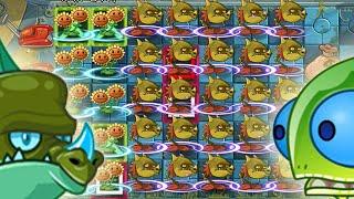 Plants Vs Zombies 2 Kung World: Snap Dragon FINAL LEVEL UP (China IOS Version)