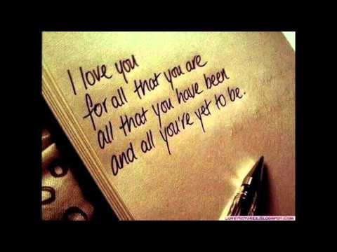love quotes slideshow youtube