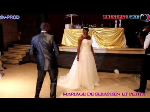 SCHENGEN VISION : MARIAGE DE SEBASTIEN ET PETITA