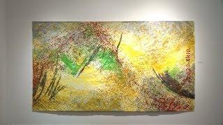 김재임 개인전 '신앙과 미술의 열매' 2020 미술세계…
