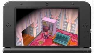 Animal Crossing: New Leaf - Nintendo Direct Segment (October 25th)