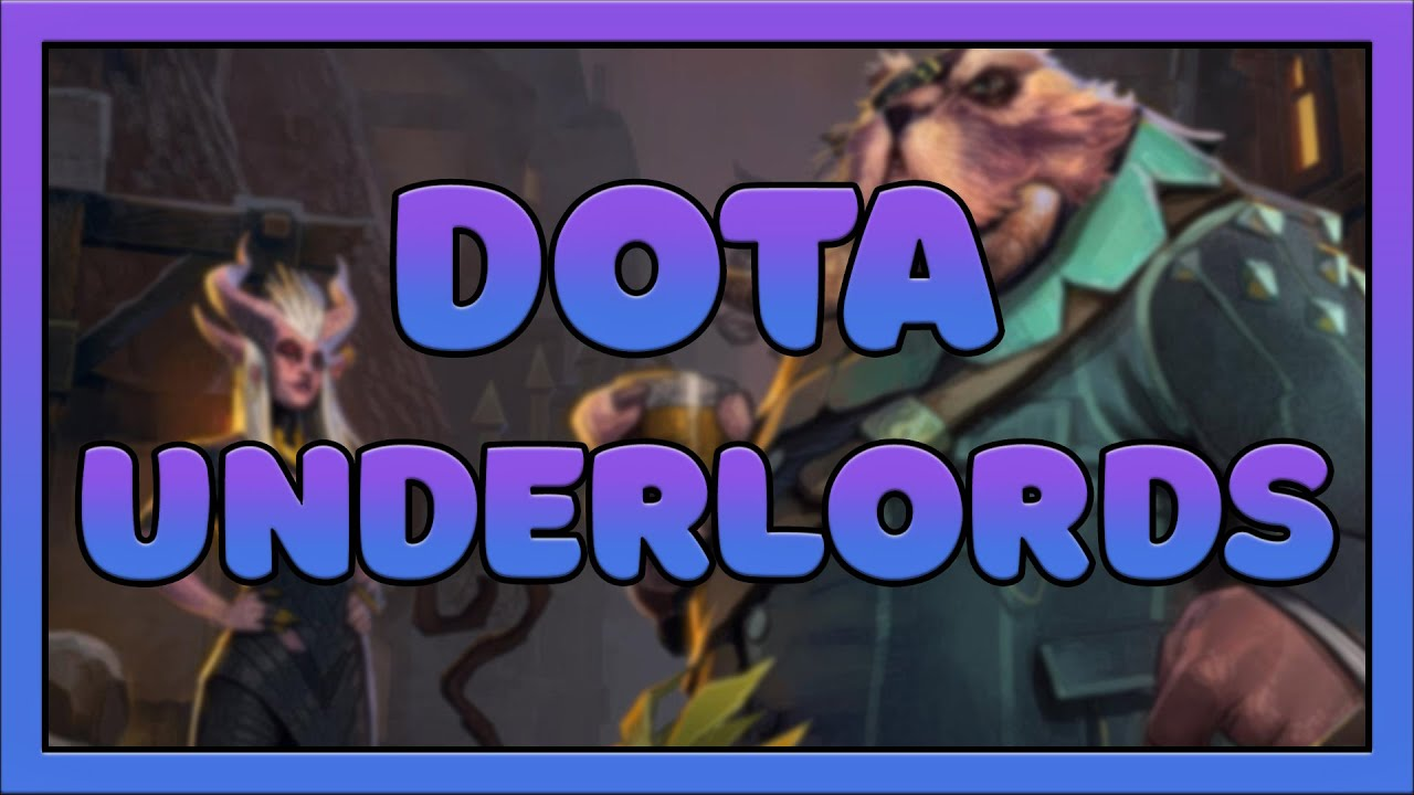 Крутая игра?! | Dota Underlords (Обзор)