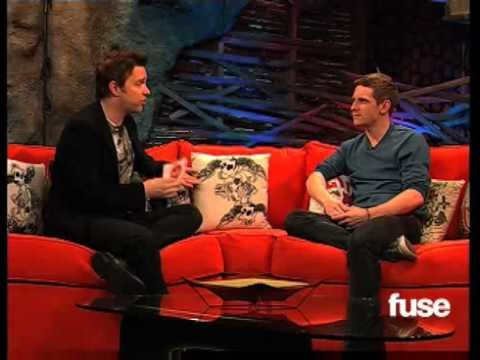 Jamie Bell on Fuse's The Sauce
