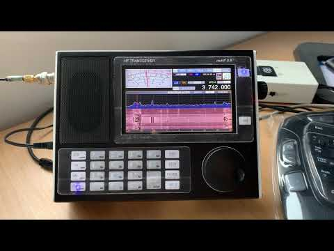 mcHF QRP transceiver | Small and inexpensive homebrew HF radio