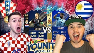FIFA 18: YOUnited WORLD CUP GRUPPENSPIEL 2 | IamTabak vs MarcelScorpion 🔥