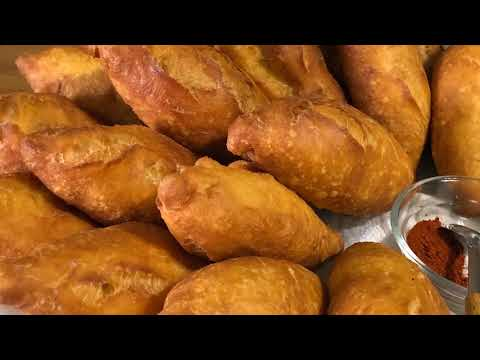 Пирожки с мясной начинкой | Մսով Կարկանդակ | Meat Patties