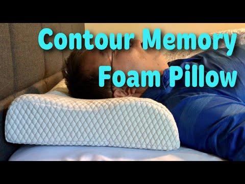 NURSAL Contour Memory Foam Pillow Review - ???