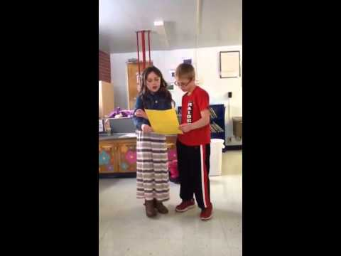 2nd Grade Free Verse Poetry