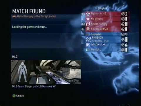 halo 4 matchmaking settings The matchmaking data from halo 2 would be are able to alter their matchmaking settings by their in halo 4 trueskill is no longer used.