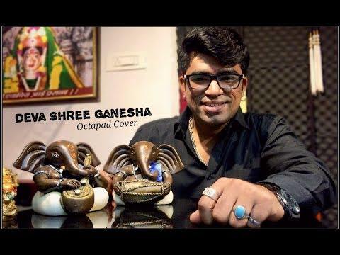 Deva Shree Ganesha | Octapad Cover | Janny Dholi