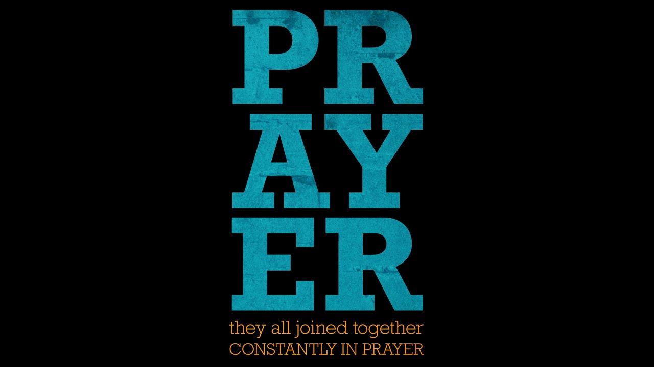 Good Friday Prayer Meeting