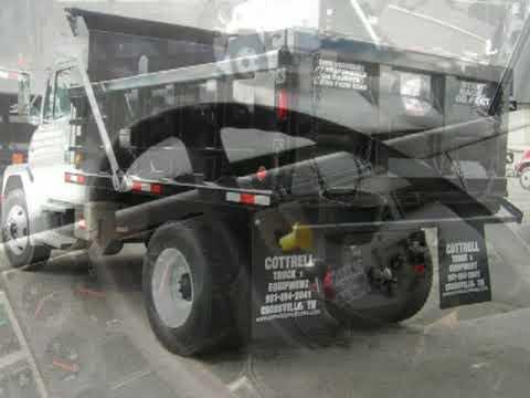 2000 Freightliner FL70  Nashville  Atlanta  Louisville TN