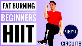 10 Minute Hiit Workout For Beginners | EASY TO FOLLOW AT HOME