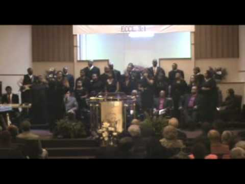 Agape Love Ministries Intl. Singing Rodney Posey Awesome God. Worship Music