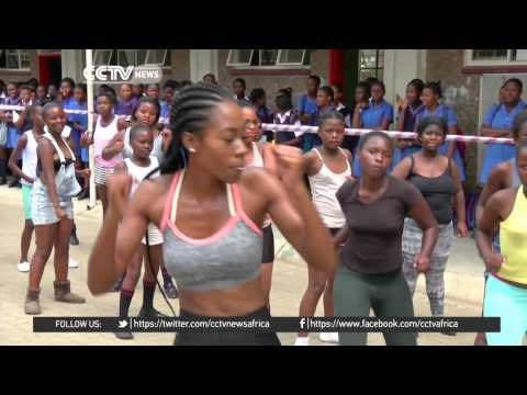 Fitness revolution hopes to tip scales to a healthier South Africa