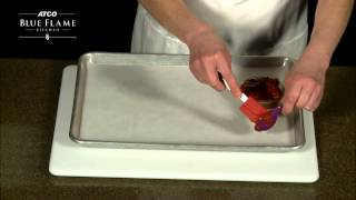 How to freeze tomato paste in small portions