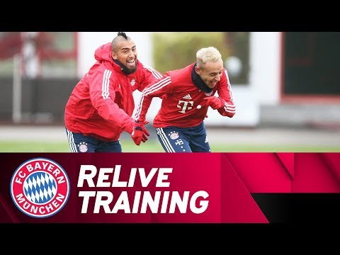 ReLive | FC Bayern Training at Säbener Straße