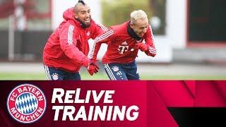 ReLive | FC Bayern Training at Säbener Straße