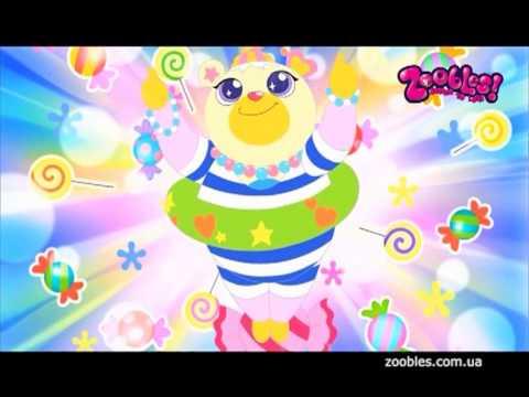 Zoobles мультфильм на русском
