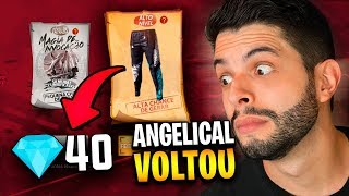 FICOU FÁCIL?! TODA VERDADE SOBRE A CALÇA ANGELICAL NO FREE FIRE!!