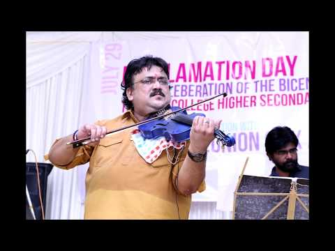 CMS  COLLGE HIGH SCHOOL KOTTAYAM  BICENTENARY THEME SONG