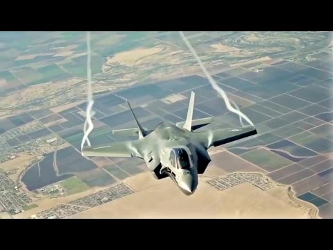 BAE Systems - F-35 Stealth Fighter Electronic Warfare Suite [720p]