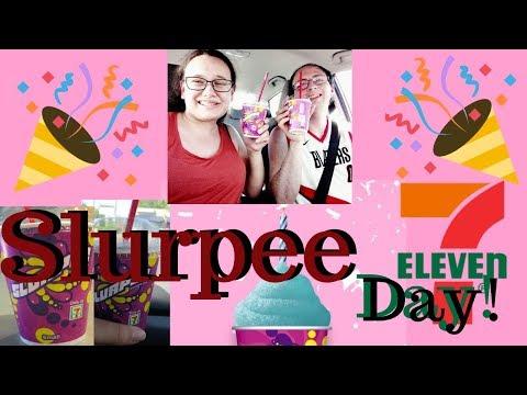 711| Free Slurpee Day!