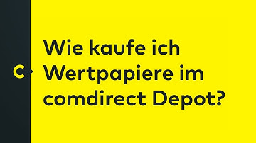 SofortГјberweisung Comdirect