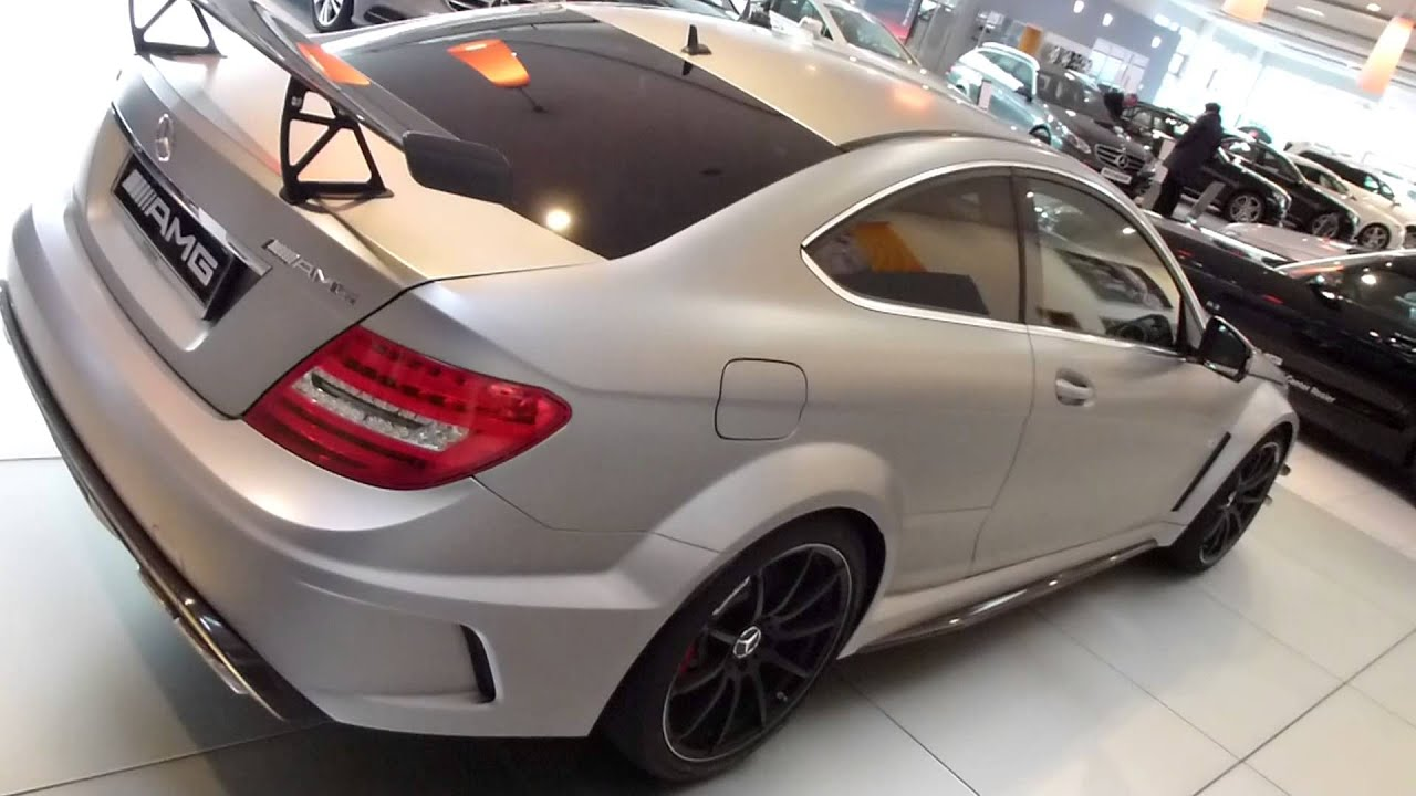 2014 Mercedes C63 Amg Blackseries Quot Edition 507 Quot 6 2 V8