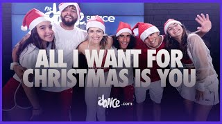 All I Want For Christmas Is You - Mariah Carey | FitDance Life (Coreografía) Dance