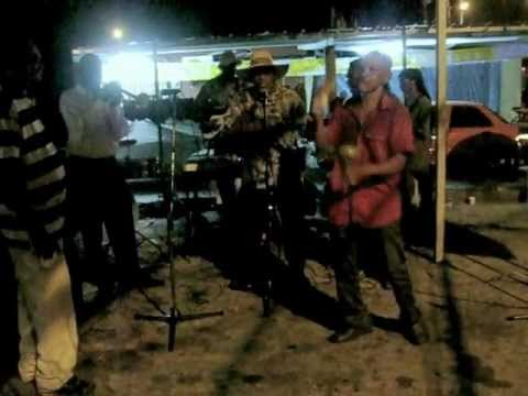 """""""ReAL!"""",the band @ Pennistone Bar;St. Helena Village:T&T"""