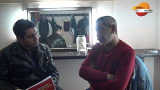 Turgay Tanülkü ile reportaj