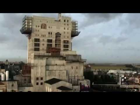 Disneyland Paris - Construction Timelapse - The Twilight Zone Tower of Terror - [2005-2007]