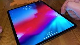 Apple iPad Pro (3. Generation, 2018) Hard Reset bei Funktion Verlust oder Fehlfunktionen Anleitung