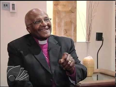Archbishop Desmond Tutu Interview.mov