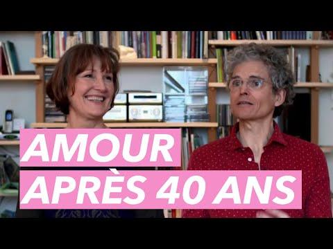 Rencontrer l'amour apres 40 ans