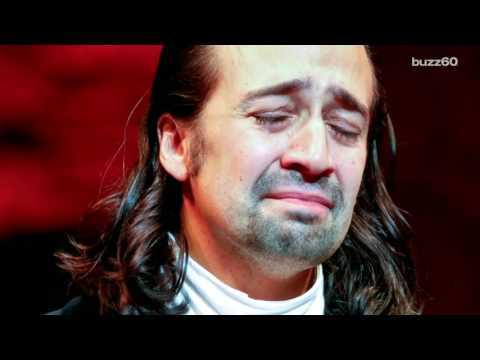 Lin-Manuel Miranda Cuts Off His 'Hamilton' Hair After Last Performance