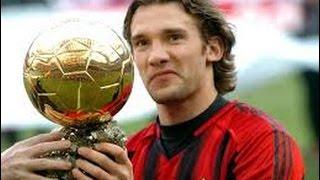 Andrij Ševčenko - Il Pallone D'oro   2004