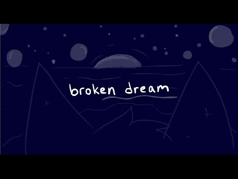 kittydog - broken dream (lyric video)