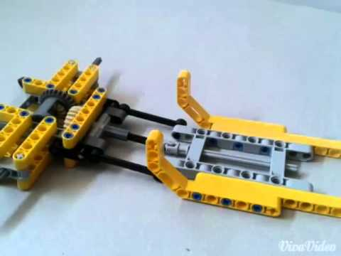 lego technic bauanleitung schwebeachse youtube. Black Bedroom Furniture Sets. Home Design Ideas