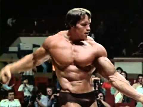 Arnold Schwarzenegger mister olympia 1975 - YouTube