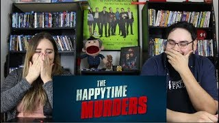 The Happytime Murders - Official RED BAND Trailer Reaction / Review