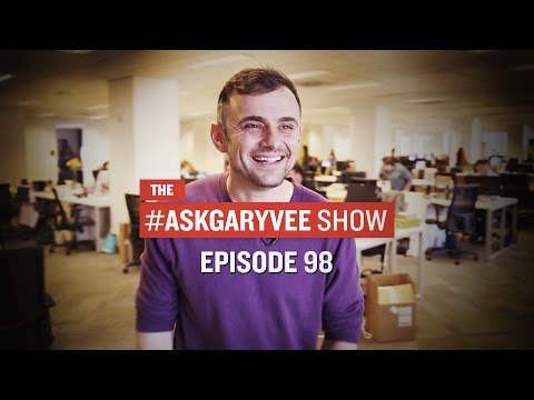 #AskGaryVee Episode 98: Networking, Nielsen Ratings, & Mistakes Young Entrepreneurs Make