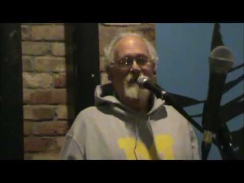 John Sinclair records Radio Free Amsterdam in Grand Rapids, Michigan