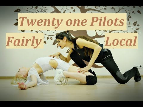 TWENTY ONE PILOTS - Fairly Local Dance And Choreo By Lana Lee And Him ( MODEST PERFECTION)