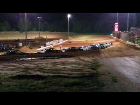 6-2-18 Southern Raceway Beginning of Pure Stock Feature