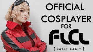 OFFICIAL COSPLAYER for FLCL in TOKYO (Eng subs) | #YurikoTiger