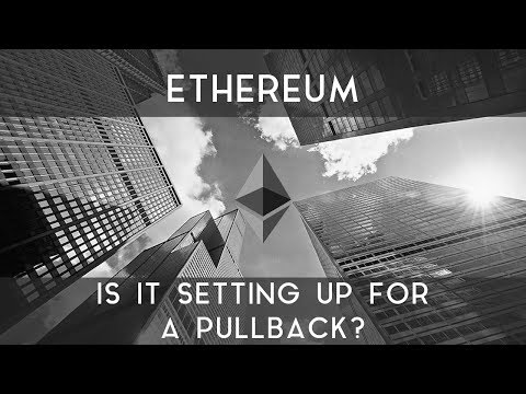 ETHEREUM | Is it setting up for a pullback?