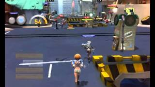 Brawl Busters - Gameplay